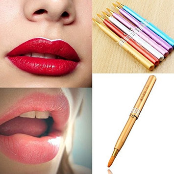 ISALI Retractable Telescopic Makeup Cosmetic Lip Outline Brush