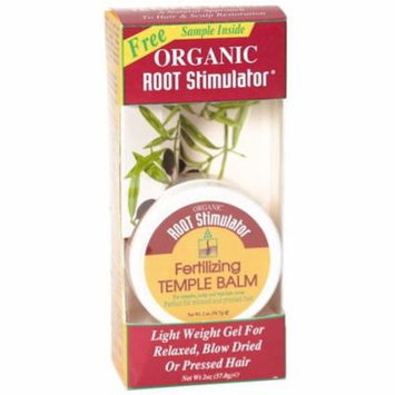 Organic Root Stimulator Fertilizing Temple Balm, 2 oz (Pack of 2)