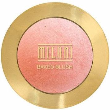 Milani Baked Powder Blush, Luminoso [05] 0.12 oz (Pack of 6)