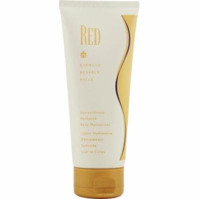 Giorgio Beverly Hills 3946243 Red By Giorgio Beverly Hills Body Lotion 6.8 Oz