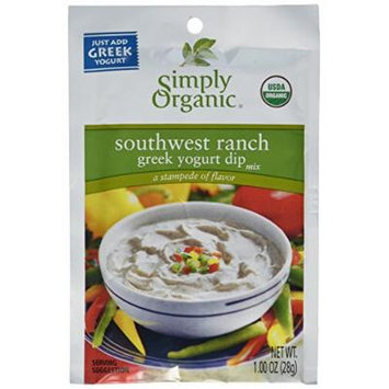 Organic Ranch Dip Mix 1 Ounces (Case of 12)
