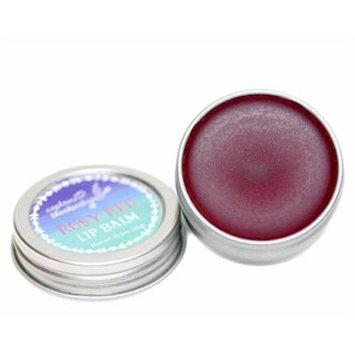 Captain Blankenship - Organic Rosy Red Lip Balm / Lip + Cheek Stain