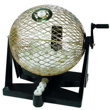 Deluxe Bingo Cage - 8-inch