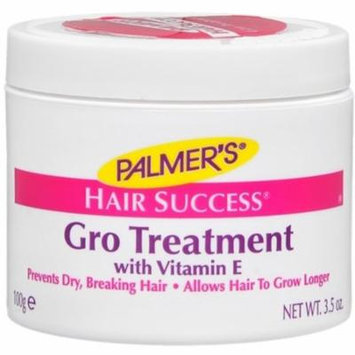 Palmer's Hair Success Gro Treatment With Vitamin E 3.50 oz (Pack of 4)