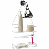 Bath Bliss Shower Organizer with Soap and Toothbrush