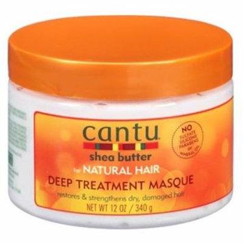 Cantu Deep Treatment Masque, 12 oz (Pack of 4)