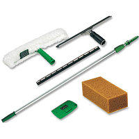 Unger Professional Window Cleaning Kit