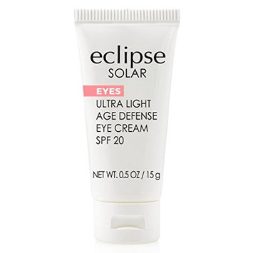 Eclipse Solar Ultra Light Age Defense Eye Cream, SPF 20, 0.5 oz.