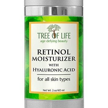 ToLB Retinol Cream Anti Wrinkle Moisturizer - Clinical Strength - Anti Aging Cream Retinol Moisturizer for Facial Care - 1.7 oz