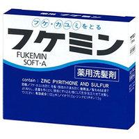 DARIYA FUKEMIN | Shampoo | Hair Wash FUKEMIN Soft-A 10g x5 for Dandruff, Itch (Japan Import)