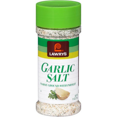 Lawry's Garlic Salt with Parsley, 11 OZ (Pack of 2)