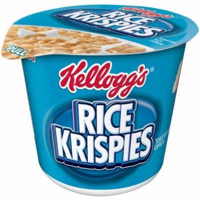 Kellogg's Rice Krispies Breakfast Cereal, 1.3 oz, 12 ct