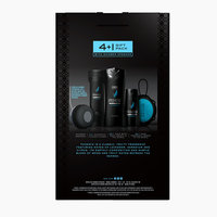 AXE Phoenix Holiday Gift Box with Bluetooth Speaker ( Body Wash / 2-in-1 Shampoo & Conditioner / Body Spray / Shower Detailer / Bluetooth Speaker), 5 Pieces