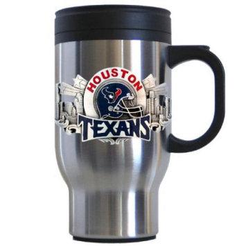 Siskiyou Houston Texans Travel Mug