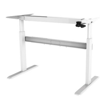 Canary Products Ergomax Height Adjustable Crank Desk