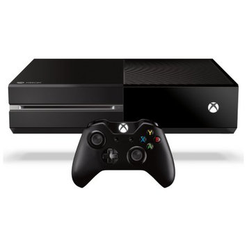 Refurbished Microsoft Xbox One 500GB Console & Wireless Controller Video Game Console