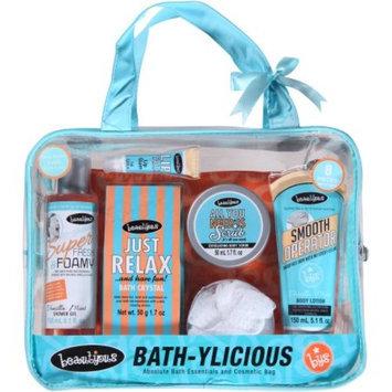 Generic Beautyous Bath-ylicious Bath Gift Set, 8 pc
