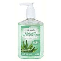 Highmark(TM) Hand Sanitizer With Aloe, 8 Oz