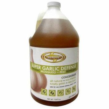 Sun Joe Super Garlic Defense Organic Mosquito and Pest Repellent, 128 oz