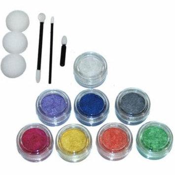 8 Color 10Ml Face Paint Pearl Custom Body Art Makeup Color