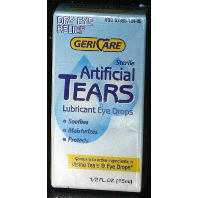 Mckesson Brand Artifical Tears Lubricating Eye Drops