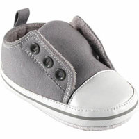Newborn Baby Boys' and Girls' Laceless Sneakers, Choose Your Color & Size