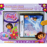 Dora Saves the Snow Princess with Case (DS & DSi)