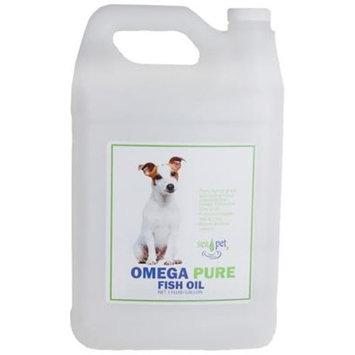 Sea Pet Omega Pure Fish Oil [Options : 1 Gallon]