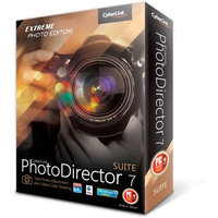 CyberLink PHS-0700-IWU0-00 PhotoDirector 7 Suite (Email Delivery)