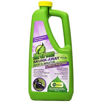 MrGreen Skunk Away Shampoo for Pets, 34-Ounce