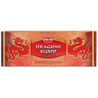 HEM DRAGONS BLOOD HEX INCENSE STICKS (20 STICKS) (Multi)