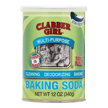 Clabber Girl Corp Clabber Girl Baking Soda, 12 Oz