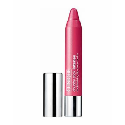 Clinique Chubby Stick Intense Moisturizing Lip Colour Balm, No. 03 Mightiest Maraschino, 0.1 Ounce