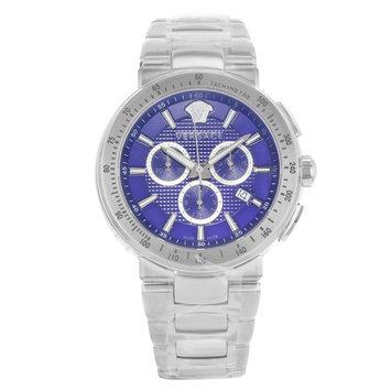 Versace Mystique VFG120015 Stainless Steel Quartz Men's Watch (Unworn) No Box Papers