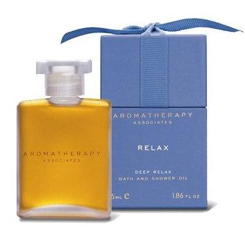 Aromatherapy Associates Deep Relax Bath & Shower Oil-1.86 oz-Camomile-1.86 oz.