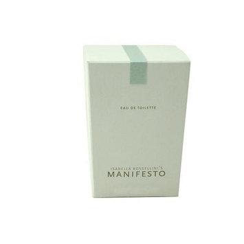 Manifesto Rossellini By Isabella Rossellini For Women. Eau De Toilette Spray 2.5 Ounces