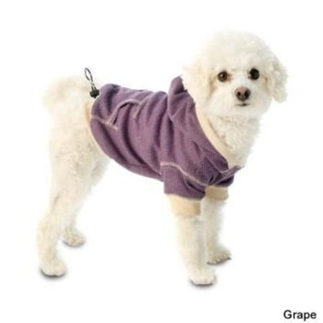 Petrageous On the Go Heathered Spice Hoodie - Large