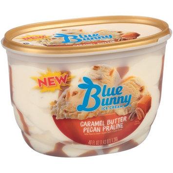 Blue Bunny Caramel Butter Pecan Ice Cream, 46 fl oz