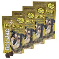 Bil-Jac PB-Nanas Dog Treats 4 oz, 4 Pack