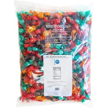 GoLightly Sugar Free Hard Candy | Chocolate, Chocolate Raspberry, Chocolate Mint, Chocolate Almond | 5 Pound Bag of Bulk Sugar Free Candy [Assorted Chocolate]