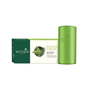 Biotique Basil & Parsley Revitalizing Body Soap 150G/5.29Fl.Oz.