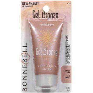 Bonne Bell Bonnebell Gel Bronze Face and Body Illuminator, 418 Luminous Glow, 1.1 fl oz