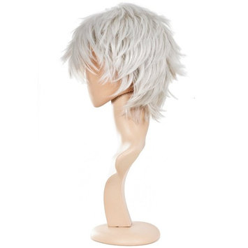 Ecvtop Wigs for Mens' Death Note Male Short Hair Wig Costume Cosplay Wigs