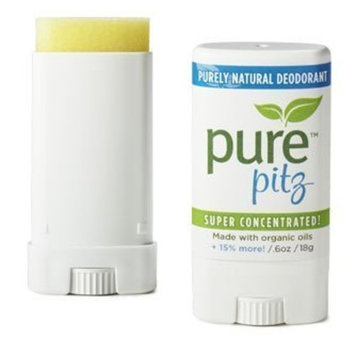 Pure Pitz 100% Organic & purely natural deodorant by Purely Lisa