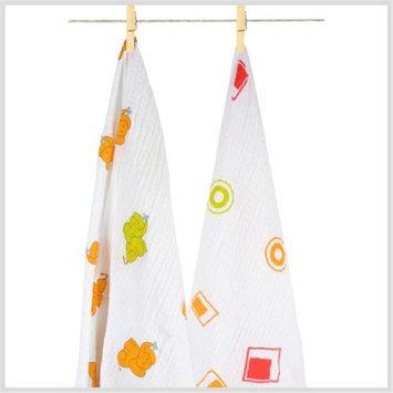 Aura Weavers AURA(tm) Weavers AW01P2S006R Fashion Fiesta 2-Pack baby blanket
