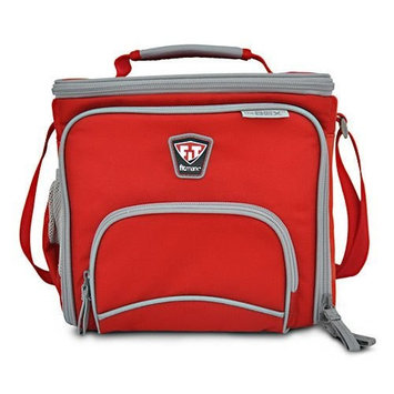 FITMARK THE BOX DIET & MEAL MANAGEMENT BAGS Fitness Meal Bag RED