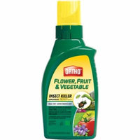Ortho Flower, Fruit and Vegetable Insect Killer Concentrate, 32 oz