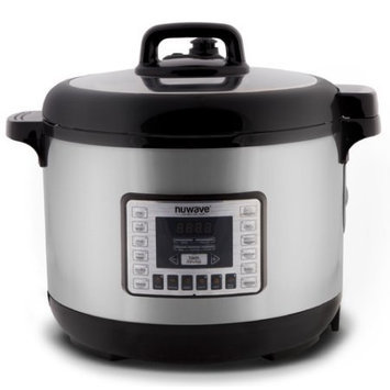 Nuwave Electric Pressure Cooker Size: 13 Quart