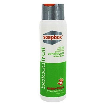 Soapbox Soaps - Conditioner with Shea Butter Bataua Fruit - 13.5 fl. oz. [Bataua Fruit]