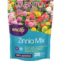 Encap LLC 2 Lb Zinnia Cut Flowers Mix